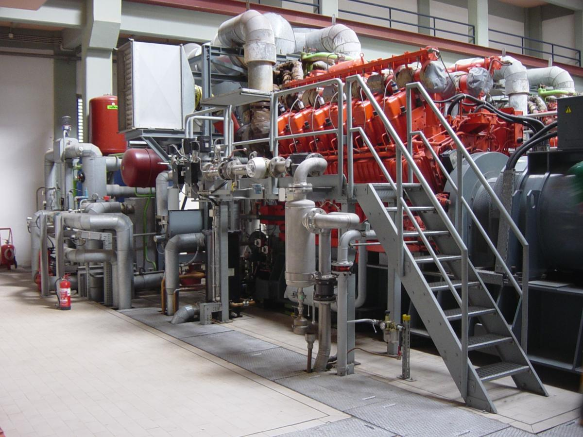 electricity production of biogas Anaerobic digestion plants come in different sizes, and are described by their engine capacity and the type of inputs, or.